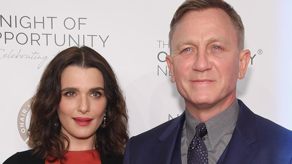 Daniel Craig,Rachel Weisz,James Bond