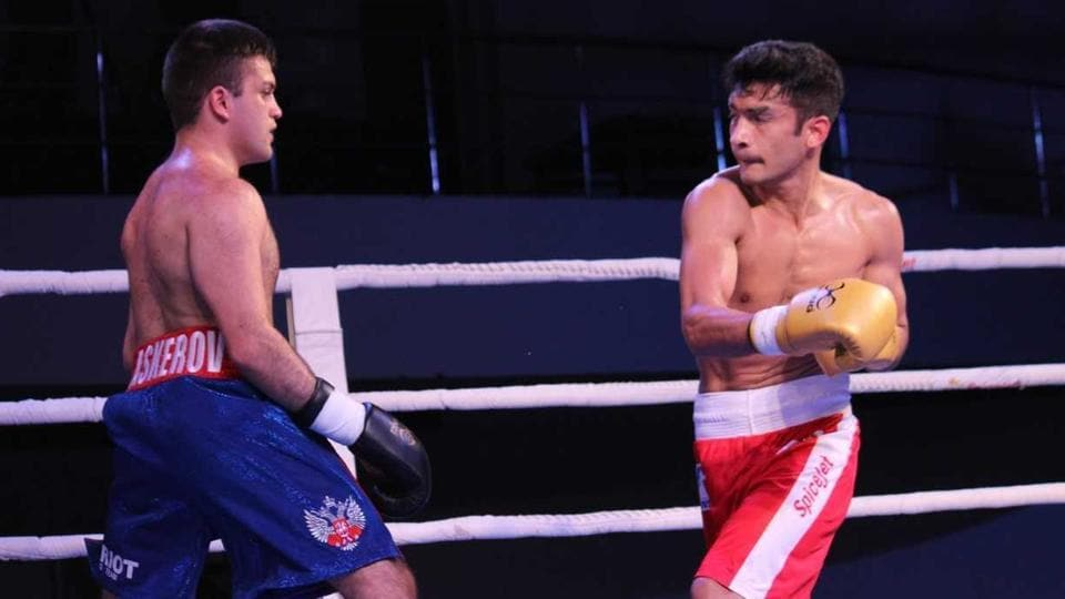Shiva Thapa,Kavinder Bisht,World Series of Boxing