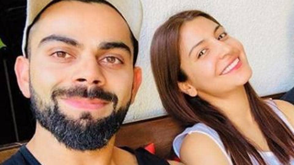 b15b9667a Virat Kohli calls wife Anushka Sharma a stunner in his new Instagram ...