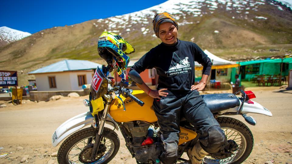 trailblazers on two wheels,women bikers,female bikers