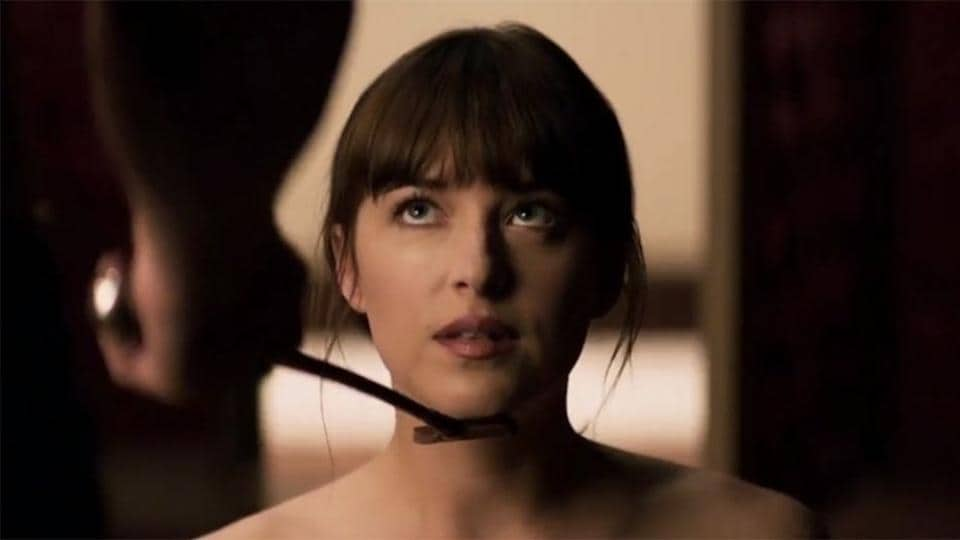 Fifty Shades Star Dakota Johnson Went To Therapy After Shooting New
