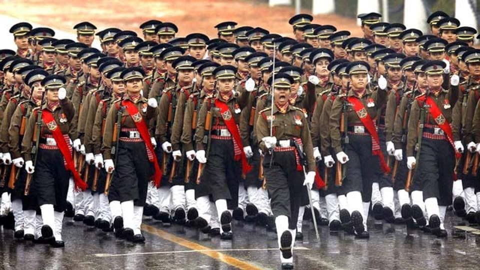 HT woman 2018,Warriors in uniform,Lucknow