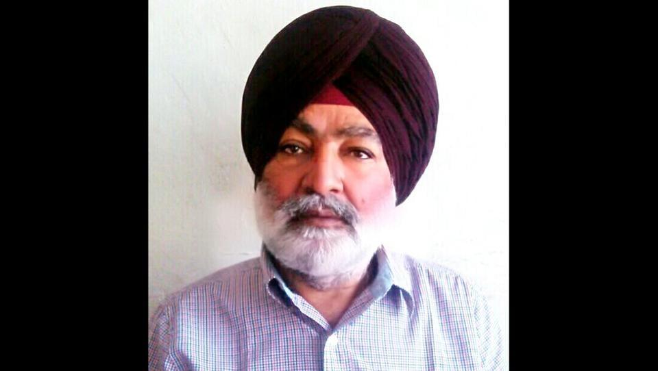Congress MLA Sangat Singh Gilzian