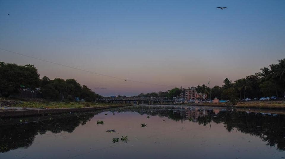 pune,maharashtra,river pollution