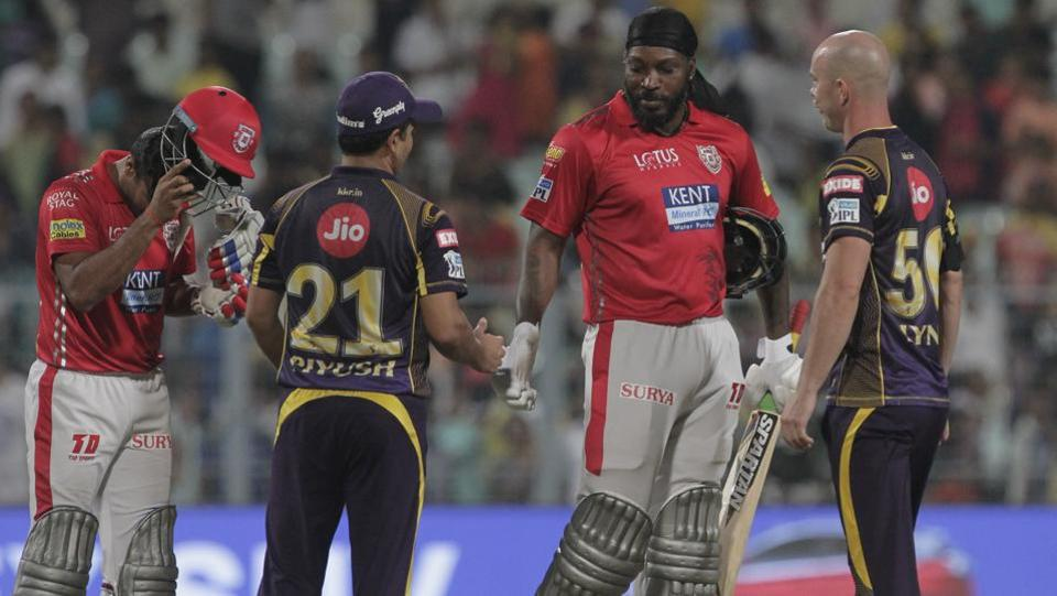 Thanks to this victory, Kings XI Punjab are currently at the top of the Indian Premier League points table. (AP)