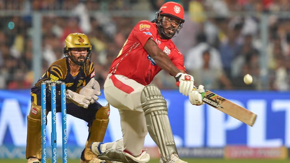IPL 2018,Chris Gayle,Kings XI Punjab