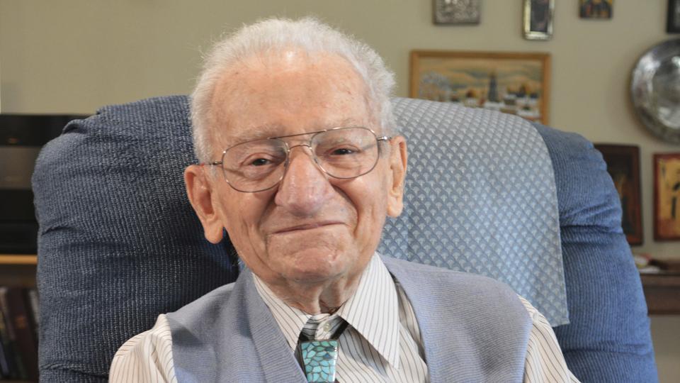 Nerses Krikorian,Atomic bomb,Scientist