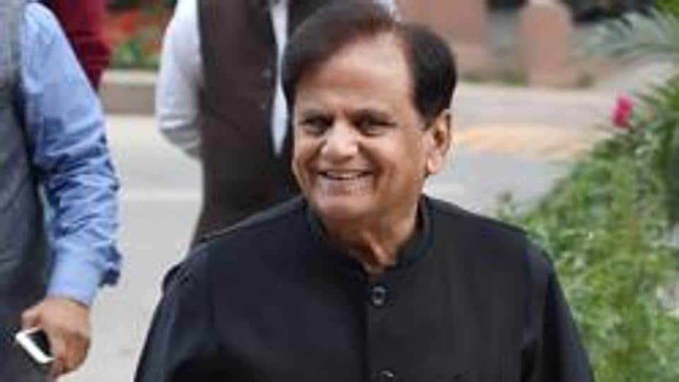 Ahmed Patel,Rajya Sabha election,Election Commission