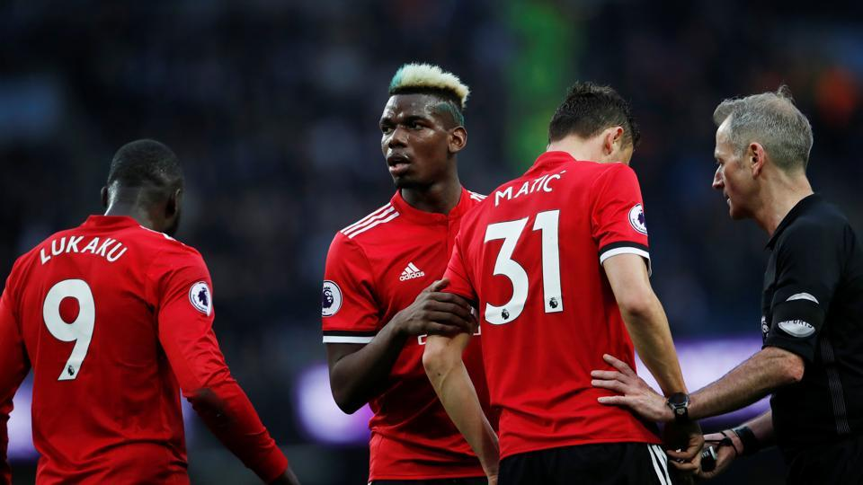Nemanja Matic has called on Manchester United teammate Paul Pogba to take more responsibility.