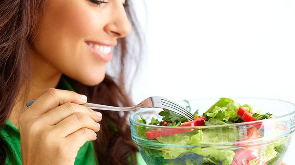 Make your weight loss goals easier to achieve: Having salads 30 minutes prior to major meals can curb your appetite.