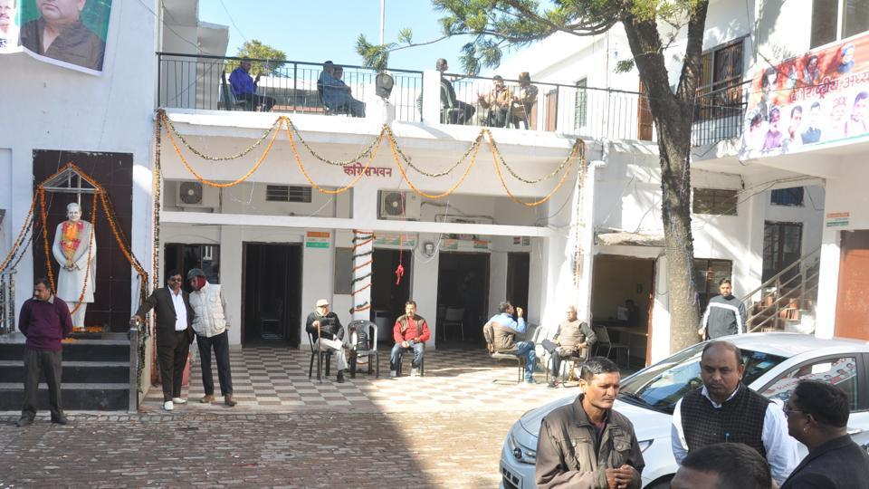 The visit would lift the morale of party workers, says Sumit Hridyesh, chairperson of the Haldwani Mandi Parishad.