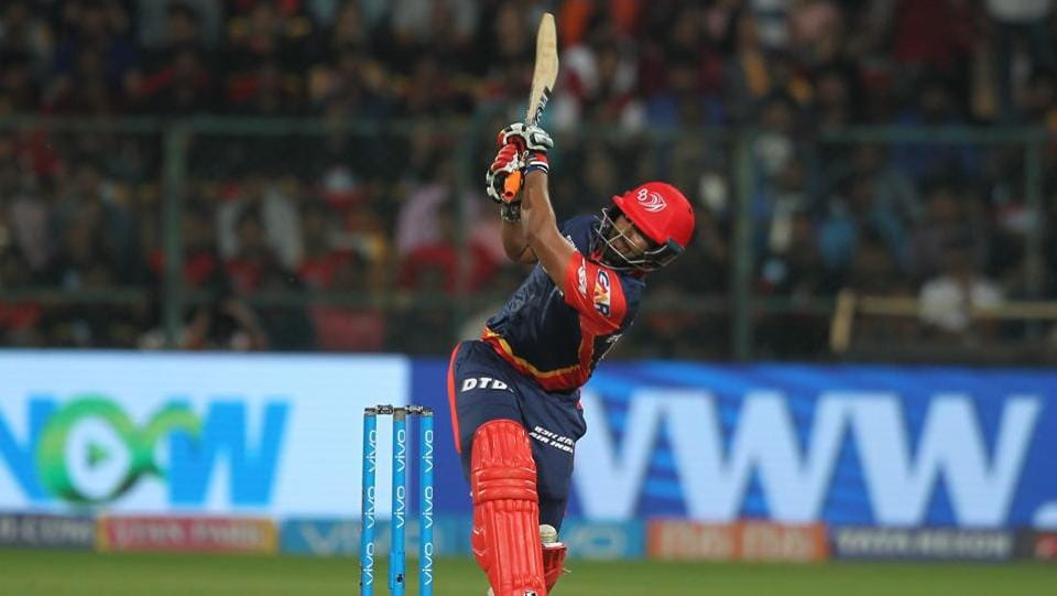 Rishabh Pant top-scored for DD with a 48-ball 85. (BCCI)