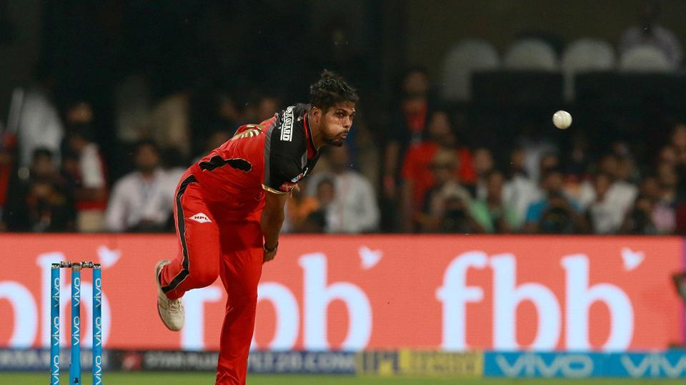 After choosing to bowl first, RCB gave DD the first jolt when Umesh Yadav dismissed Gautam Gambhir. (BCCI)