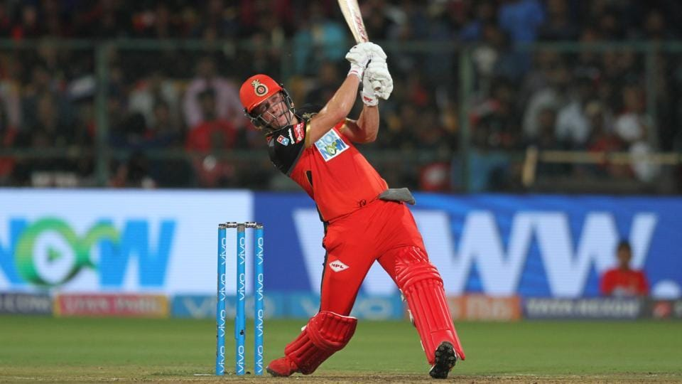 AB de Villiers scored 90* as Royal Challengers Bangalore defeated Delhi Daredevils by six wickets at the M. Chinnaswamy Stadium in Bangalore on Saturday. (BCCI)