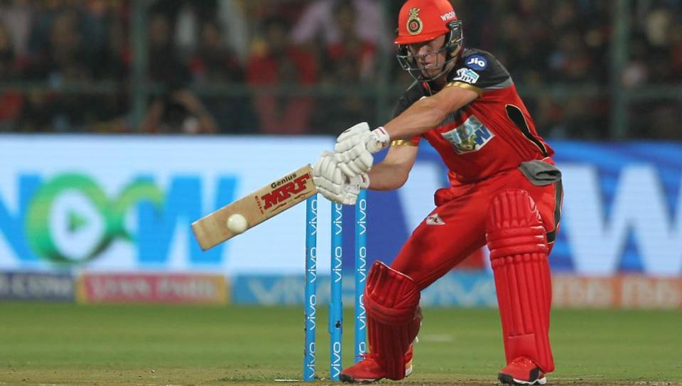 AB de Villiers, however, had some other idea as he reached the half-century mark in just 24 balls. (BCCI)