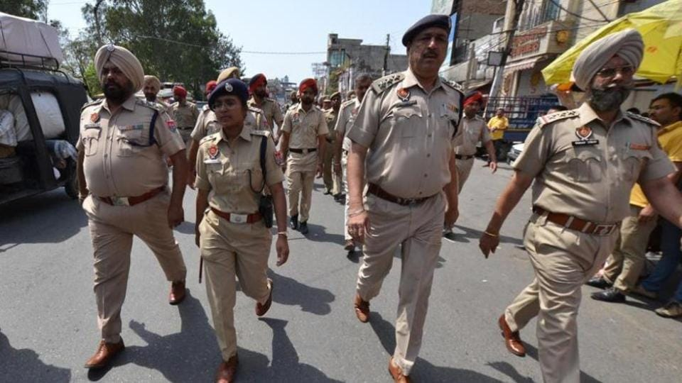 """""""Like in other states, the BJP is polarising voters ahead of the polls. The involvement of RSS and BJP workers in Phagwara clash is evidence of this,"""" Himanshu Pathak said."""