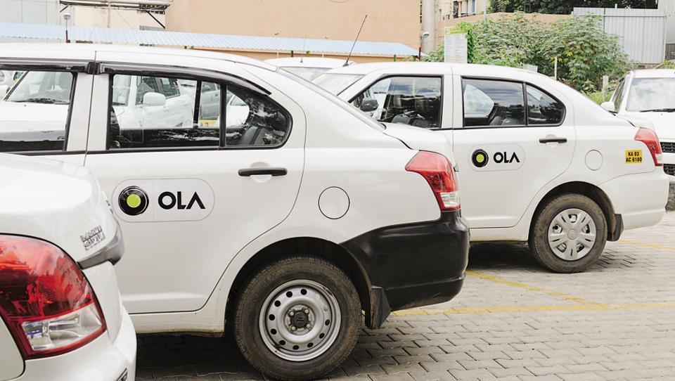Ola,Muslim driver,Abhishek Mishra