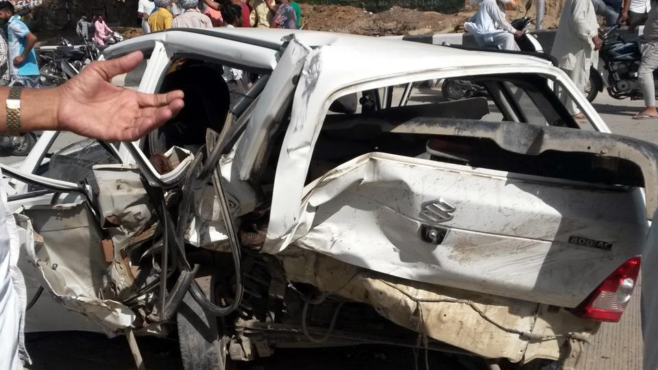 schoolgirl killed,road rage,Bathinda road rage