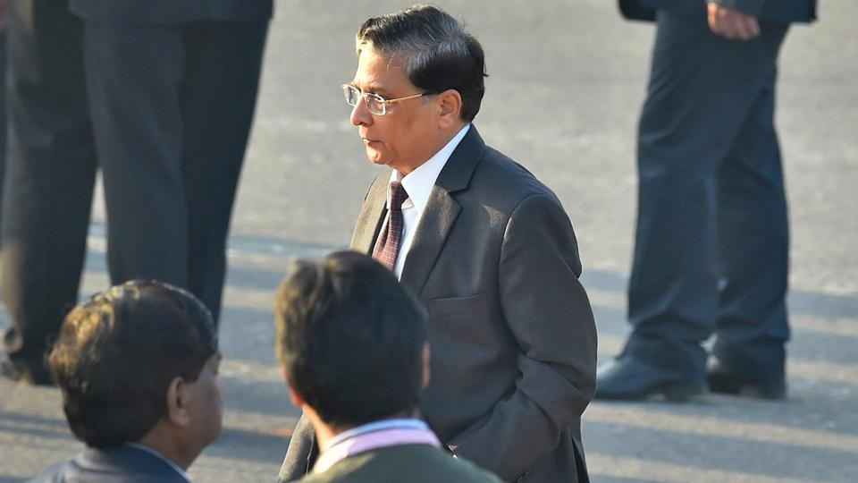 Opposition MPs submit impeachment notice against CJI