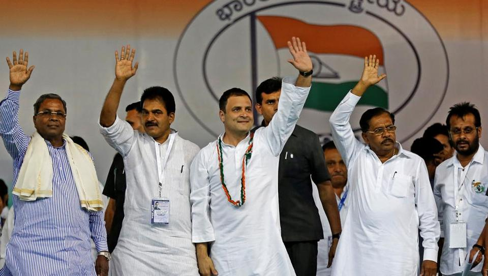 Congress had declared its first list of 218 candidates for the election to 224-seat assembly on April 15.
