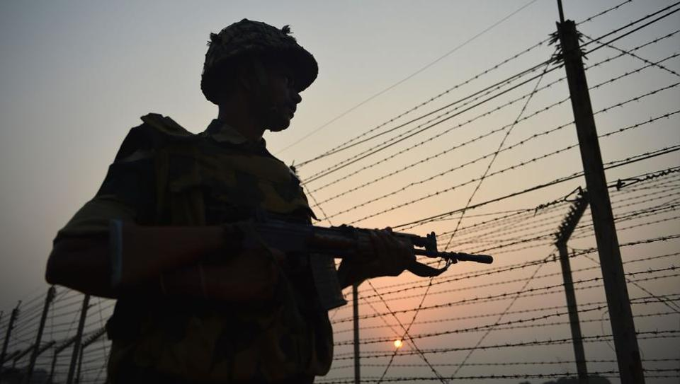 BSF,Border Security Force,Suicides