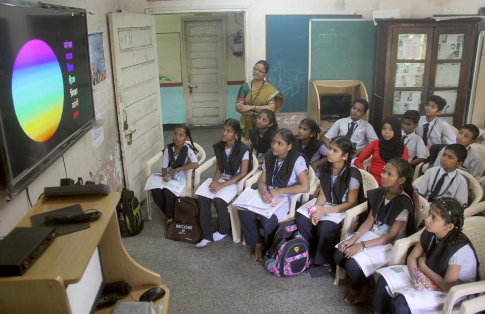 Since 2011, BMC has set up virtual training centers in 480 primary and secondary schools.