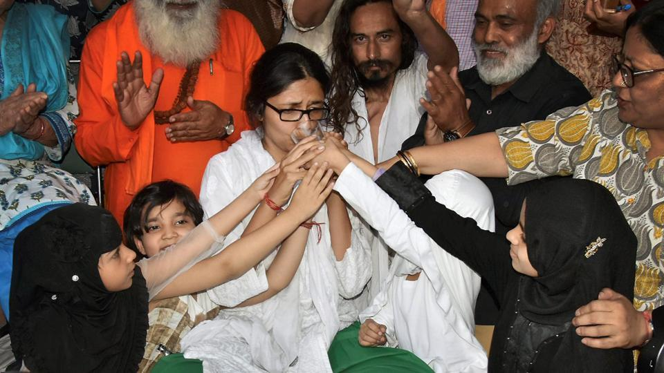 Swati Maliwal,Death penalty,Delhi Commission for Women