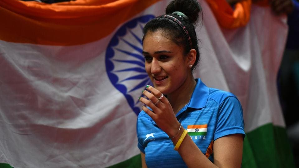 2018 Commonwealth Games,Manika Batra,Gold Coast 2018