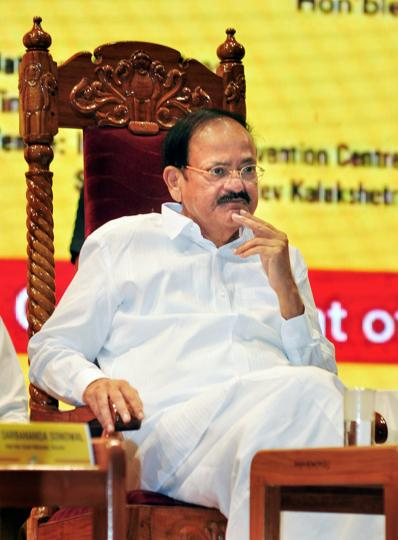 Vice-president M Venkaiah Naidu was reportedly unhappy over the Opposition leaders making public details of their notice to remove the Chief Justice of India.