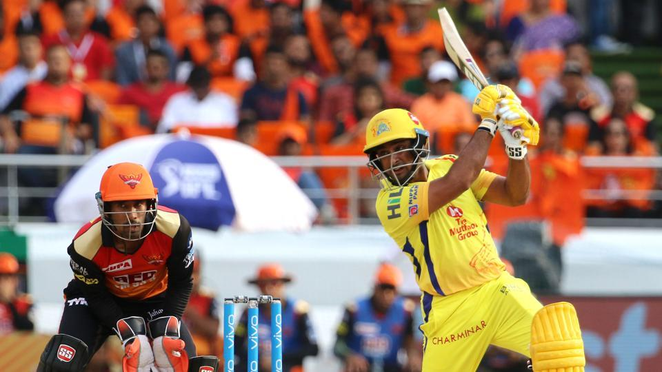 Rayudu has been in fine form for CSK. (AFP)