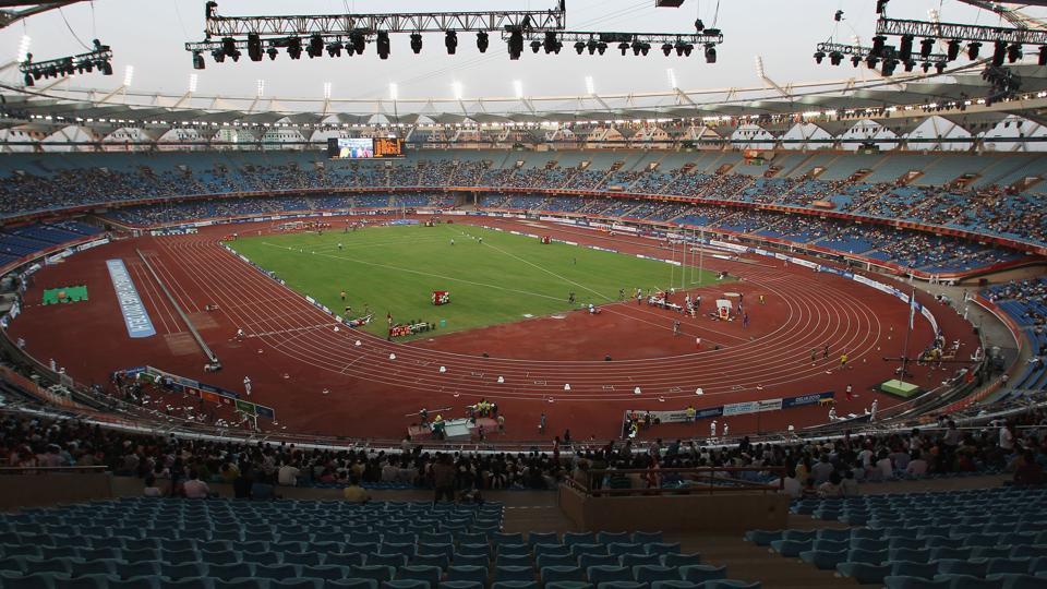 Athletics Federation of India,Asian Games,Athletics