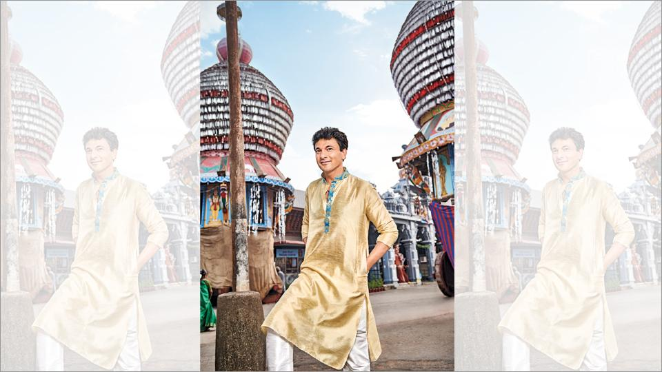 Vikas Khanna loves the Sri Krishna Matha at Udupi for its purity and the sense of peace it offers him
