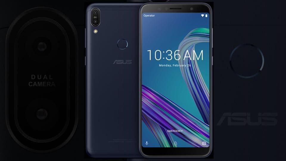 Asus Zenfone Max Pro M1 with Snapdragon 636 processor