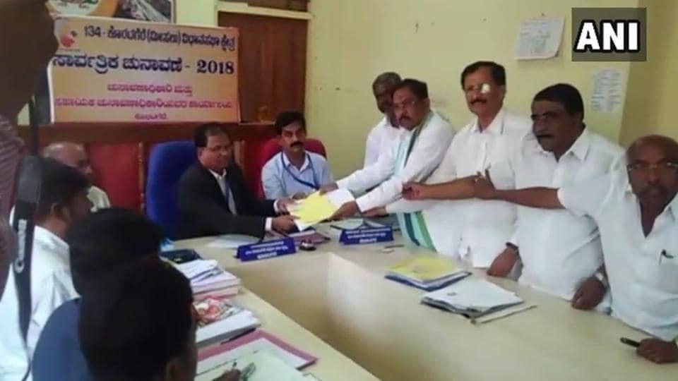 Karnataka Assembly Elections,G Parameshwara,Bharatiya Janata Party