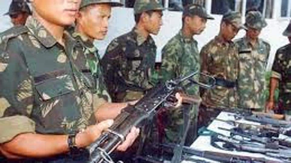 Northeast militants,Surrender,Ministry of Home Affairs