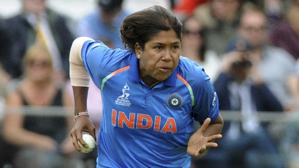 Jhulan Goswami honoured with postage stamp
