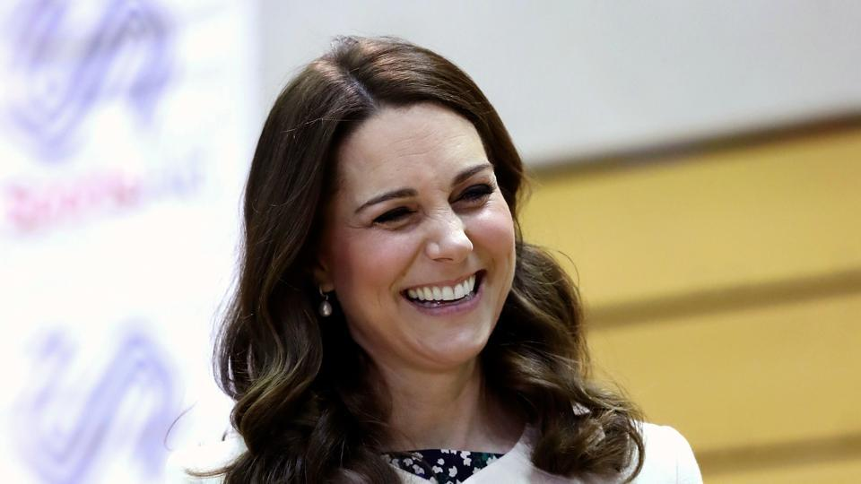 File photo of Kate, Duchess of Cambridge, in London.