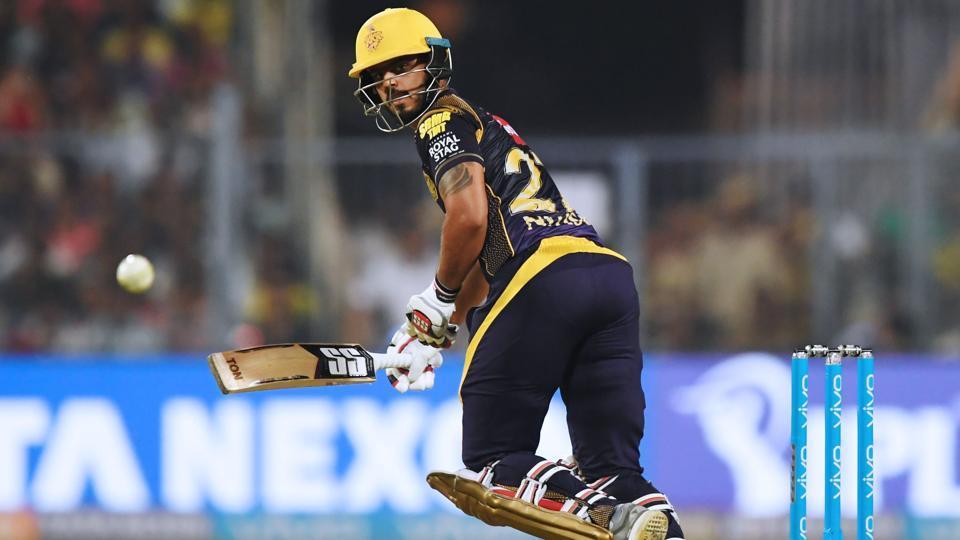 Kolkata Knight Riders' Nitish Rana has scored 165 runs and taken four wickets so far in IPL 2018.