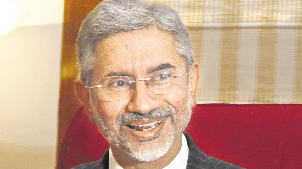 Tata Sons,S Jaishankar,N Chandrasekaran
