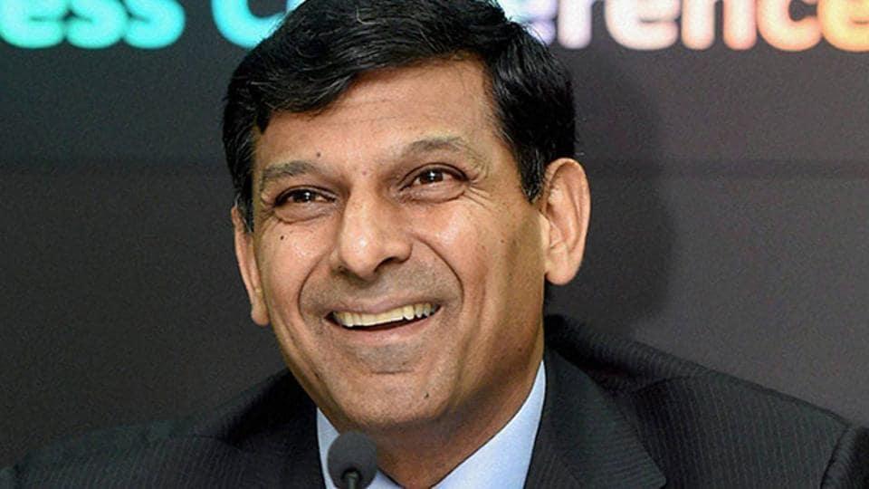 Former Reserve Bank of India governor Raghuram Rajan.