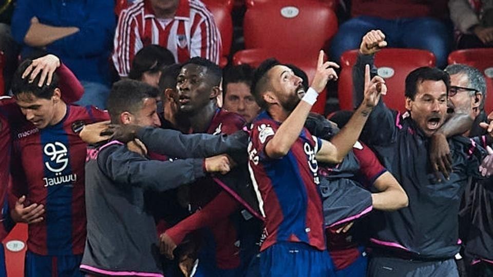 La Liga,Levante,Athletic Bilbao