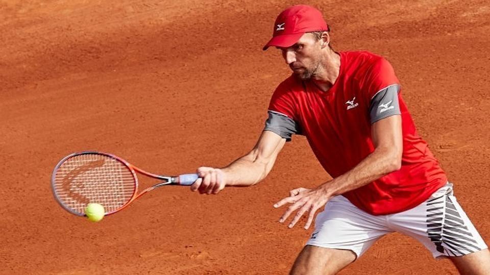 Barcelona Open tennis,Ivo Karlovic,Tommy Robredo