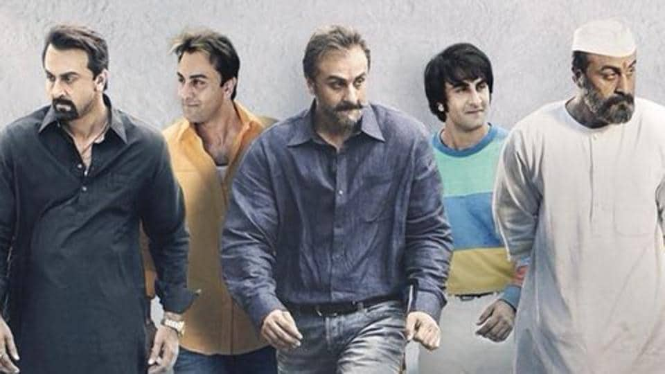 Sanju teaser has Sanjay Dutt's life in all its details. Watch Ranbir Kapoor as the star at various stages of his life.