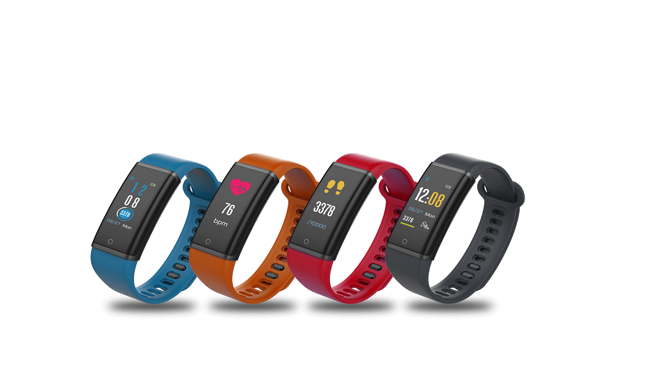 Lenovo Cardio, Spectra smart bands launched in India