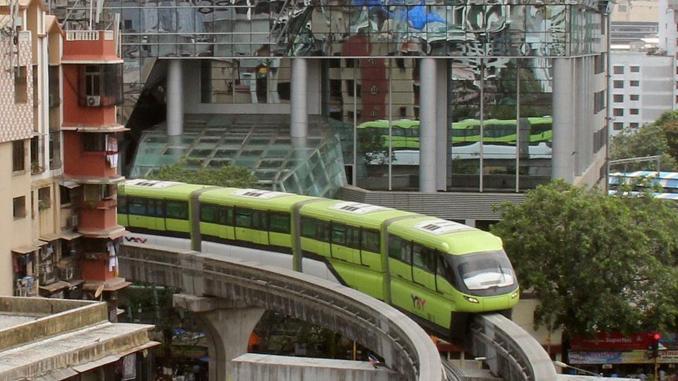 Mumbai,Mumbai news,Mumbai monorail