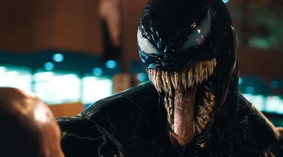 New Venom Trailer Has Tom Hardy As The Anti Hero You Ll Fear And Get
