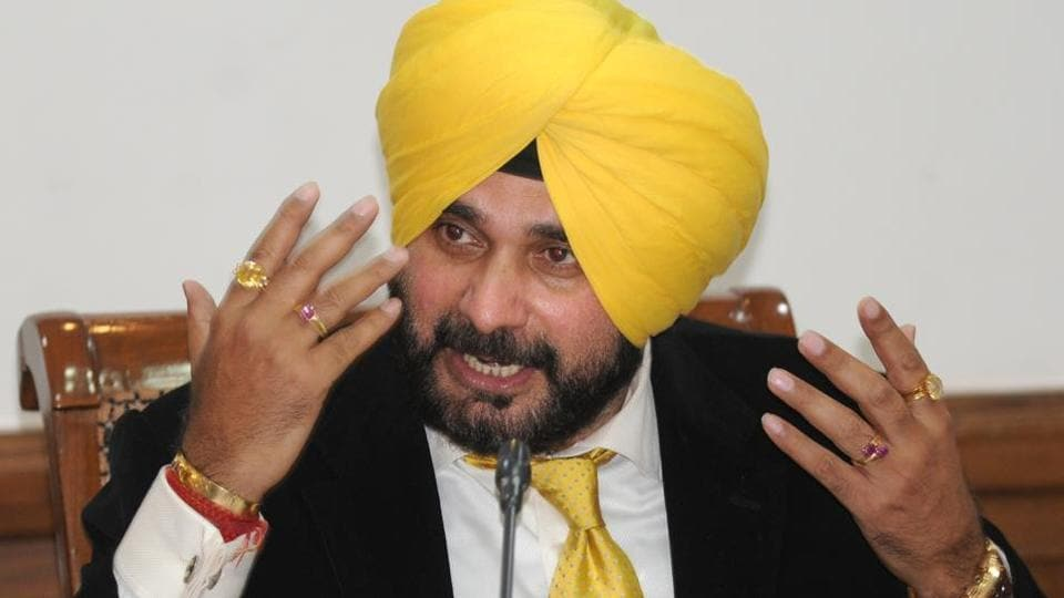 """It's time to 'mine' Punjab's potential, which lies in the natural resource sector,"" local bodies and tourism minister Navjot Singh Sidhu said, talking to the media here after visiting the stone-crushing belt in the district"