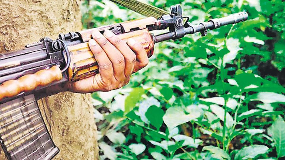 The anti-Maoist squad on Monday gunned down 4 more suspected Maoists in Gadchiroli district