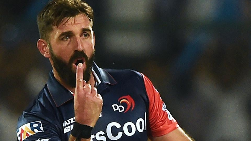 IPL 2018,Delhi Daredevils,Liam Plunkett