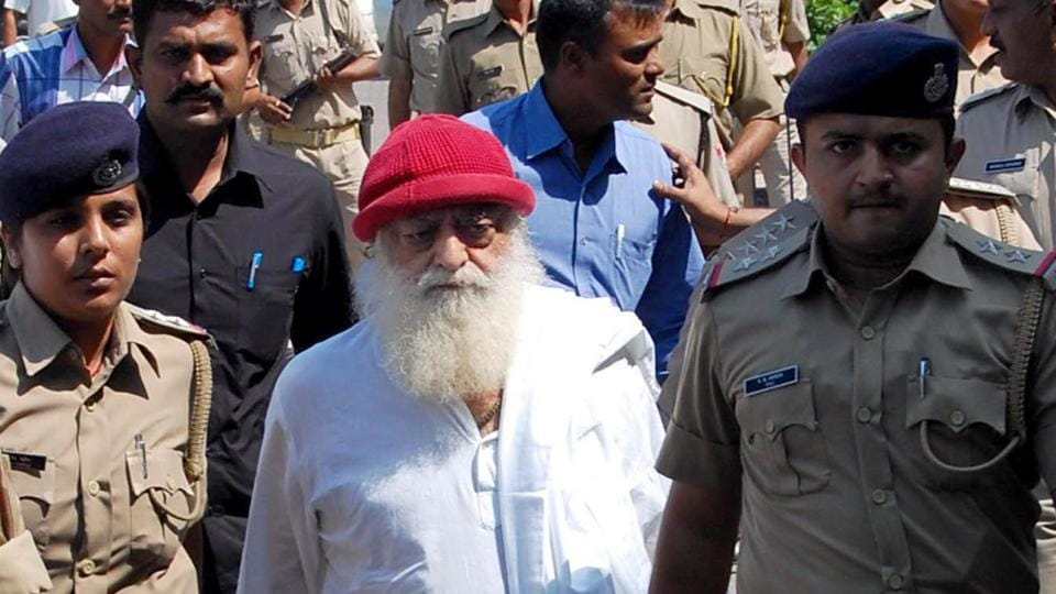 Asaram,Asaram rape verdict,Asaram rape